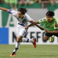 Gamba, Jeonbuk draw in first leg of ACL quarters
