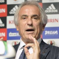 Halilhodzic excludes Kawashima from 23-man squad for upcoming World Cup qualifiers