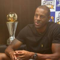 NBA Finals MVP Iguodala enjoyed first visit to Japan
