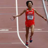 Ito punches ticket to Rio with seventh-place marathon finish