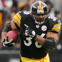 Bettis ready to pull into Hall of Fame