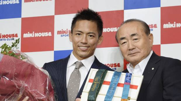 Judo icon Nomura announces retirement