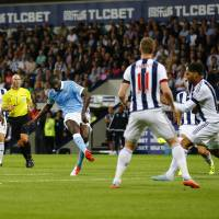 Toure nets pair as Man City routs West Brom in opener