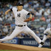 Tanaka takes sixth loss of season