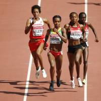 Dibaba targets world record, second gold