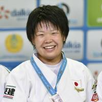Umeki captures 78-kg gold at worlds