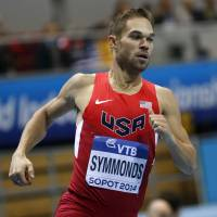 Symmonds won't compete for Team USA at worlds