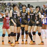 Koga shines as Japan cruises past Cuba