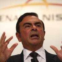 Ghosn 'not so worried' about auto industry impact from VW emissions scam crisis