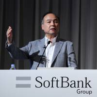 Telecoms tycoon Son considered trying to take SoftBank private this year