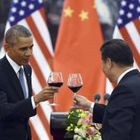 Economic issues to top agenda at Obama-Xi meet during Chinese leader's U.S. visit