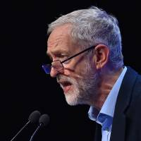 Labour's new leader Corbyn indicates he will not campaign for EU exit