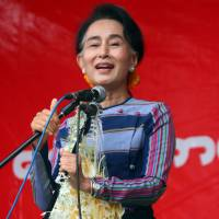 Myanmar's Suu Kyi uses Facebook to launch election campaign