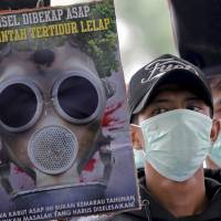 As Southeast Asia wheezes in haze, Indonesia cracks down on slash-and-burn deforestation