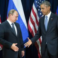 Awkward moments, few breakthroughs for Obama and Putin at U.N. meeting