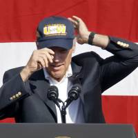 Biden joins Pittsburgh Labor Day parade to union cheers, 'give it a go, Joe' chants