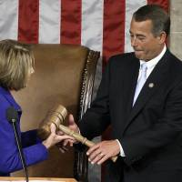 Boehner exits, triggering fight for U.S. House speaker