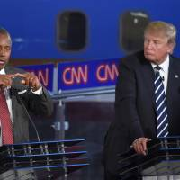 From violent youth to devout Christian, GOP No. 2 Ben Carson talks softly, but voice carries