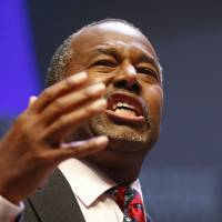 Islam antithetical to Constitution, so Muslim should not be president, candidate Carson says