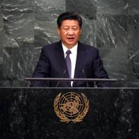Taking greater global role for China, Xi pledges $2 billion to poor