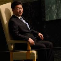 Beijing to contribute 8,000-strong U.N. force as Abe vows larger peacekeeping role for SDF