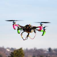 A new 'Wild West' as U.S. grapples with drone use by police