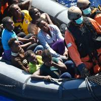 EU set to start crackdown on Mediterranean migrant smugglers from next week