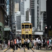 Hong Kong residents fight proposal to remove beloved trams