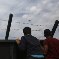 Hungary locks down EU border, taking crisis into its own hands