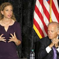 Powell, Wasserman Schultz lend guarded support to Iran nuclear deal