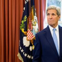 Kerry calls Lavrov again over Russian moves in Syria; Obama may try to meet Putin at U.N.