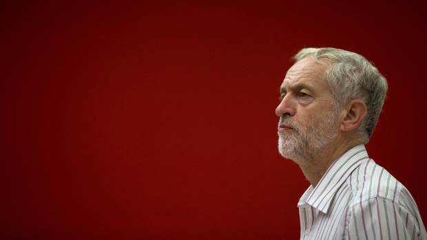 Britain's Labour leader candidates clash over Europe