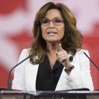 Fossil fuel advocate Palin wants to be energy czar, says immigrants in U.S. should 'speak American'