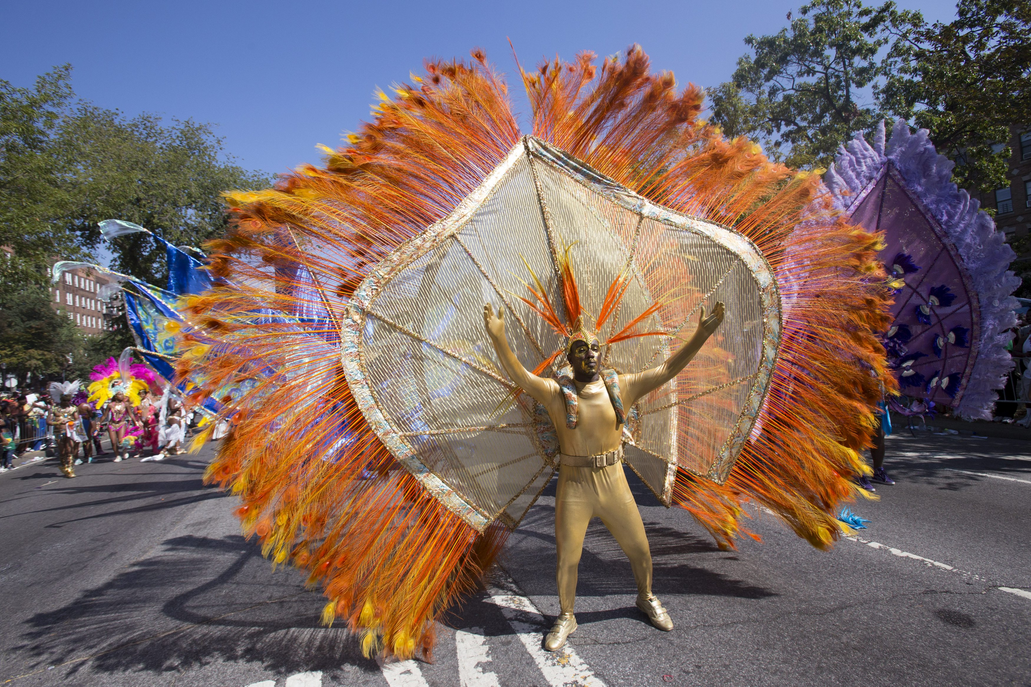 West indian day parade again brings color and deadly for New york culture facts