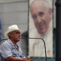 Pope's visit to Cuba raises hopes of reconciliation for nation's emigres