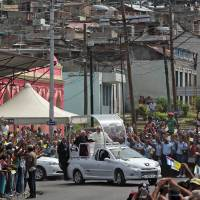 Before leaving Cuba, pope urges revival of Catholic heritage, calls for 'revolution of tenderness'