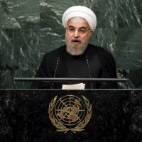 Rouhani says Iran would entertain prisoner swap with U.S.