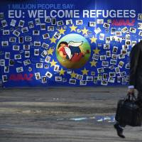 War refugees may aid economies in EU: analysts