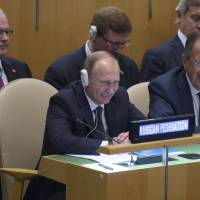 Russia to push Security Council resolution to fight Islamic State, raps Obama-led counterterrorism summit