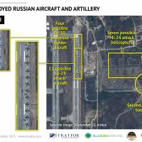 Russia starting air operations over Syria with drone surveillance missions: U.S. officials