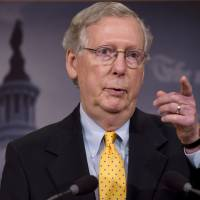 Senate Republicans seek new vote on pope-backed Iran nuke deal, plan to target Democrat supporters