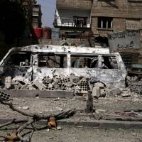 Syrian army using new surface, air weapons from Russia; Raqqa bombed