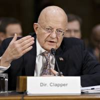 U.S. intel chief Clapper not optimistic China deal will curb cyberattacks