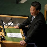 Xi's big pledges of money underpin Chinese diplomacy