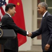 Obama announces 'understanding' with Xi on cybertheft but remains wary