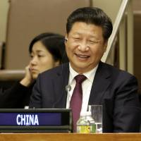 At U.N., Xi boasts women's rights but critics quick to note China's jailing of female activists