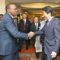 Japan to focus on African health system, extremism at 2016 summit: Abe