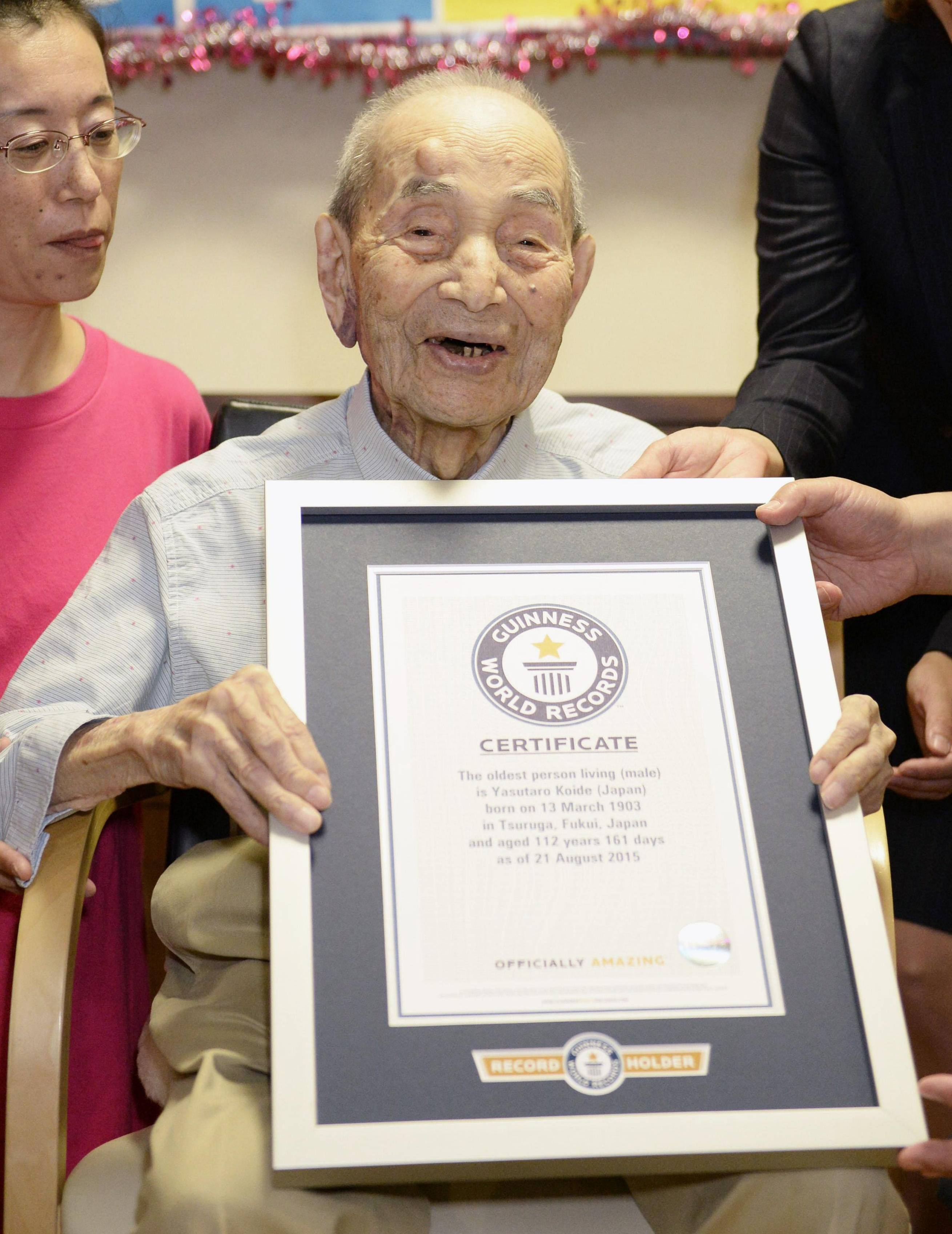 Is 100 the New 80?: Centenarians Studied to Find the ...