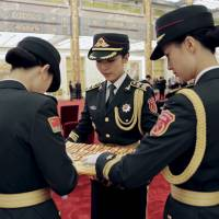 China's leaders welcome chance to distract attention with war parade