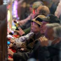 Kobe issues ordinance banning pachinko, other gambling-type activities at elderly centers